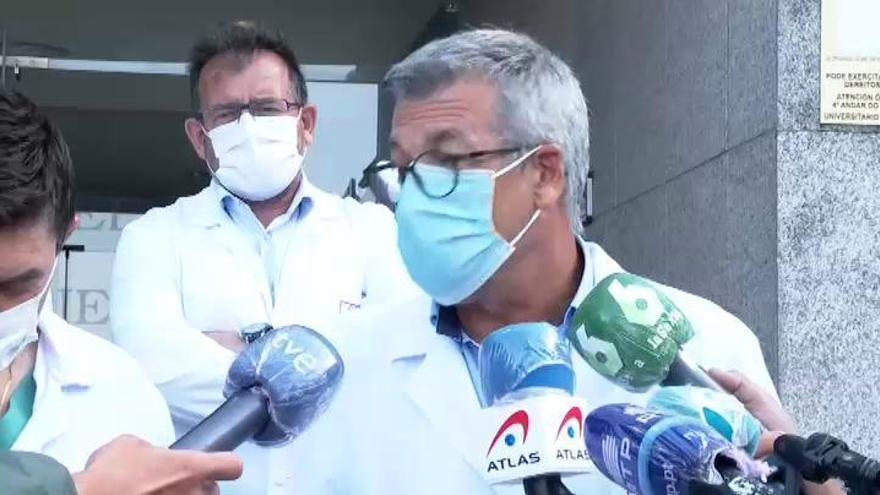 Detectados seis positivos en el Fuenlabrada, cinco de los cuales viajaron contagiados