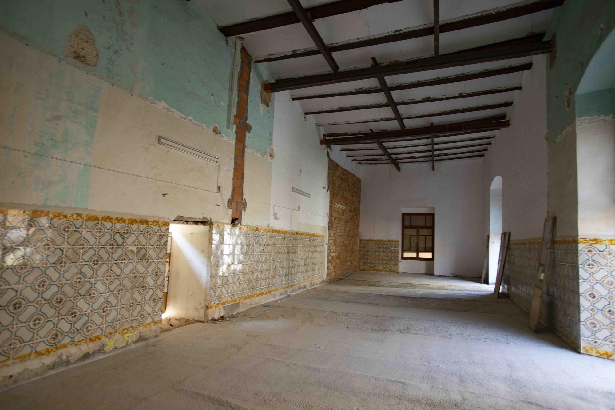 """Un consultorio de salud """"medieval"""" en Xàtiva"""