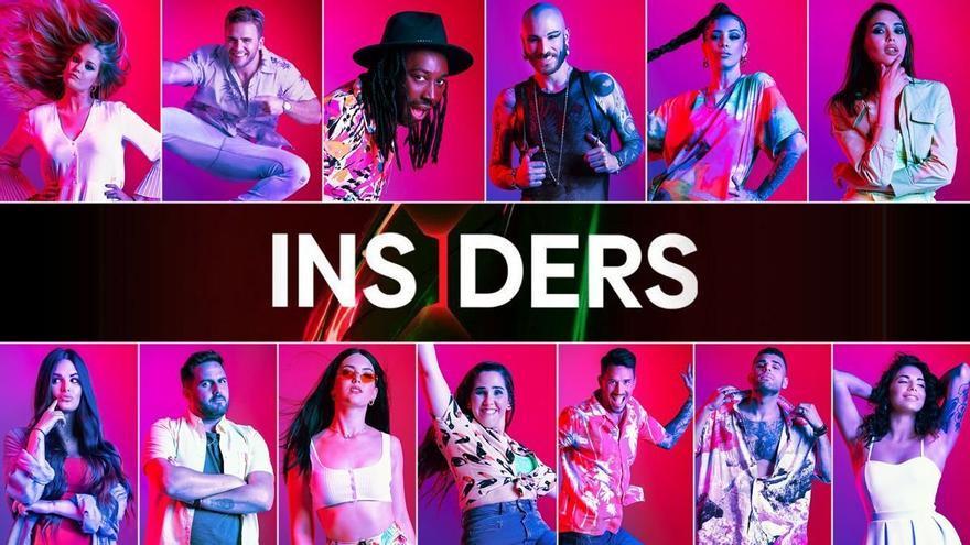 Así es 'Insiders', el reality español que ha conseguido extraer hasta la última gota de naturalidad de los concursantes