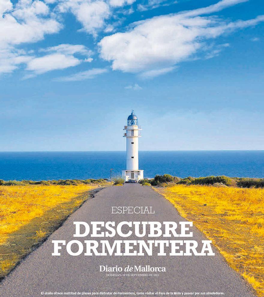 El otoño ofrece multitud de planes para disfrutar de Formentera