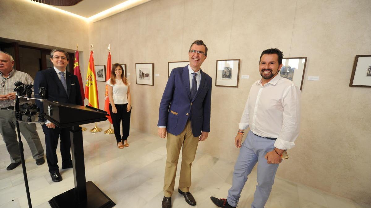Mario Gómez retira 'in extremis' su petición de un Pleno extraordinario