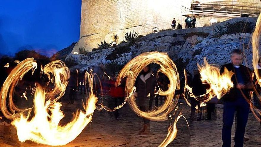 Las fallas de Reyes y Carasses, nuevo Bien de Relevancia Local en Petrer