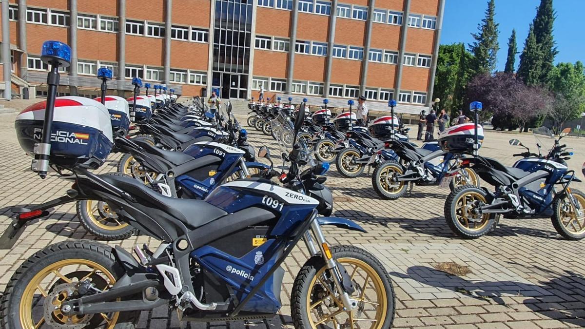 Vehículos que se incorporarán al parque móvil de distintas ciudades, entre ellas Zaragoza.