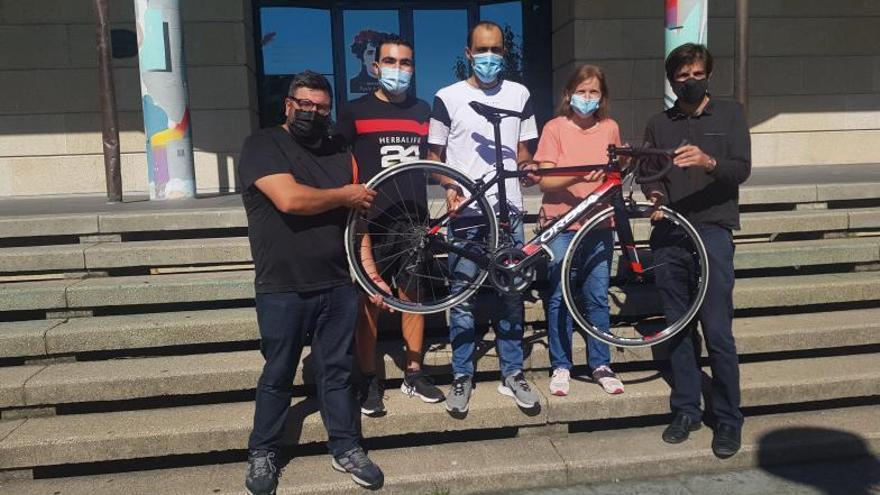La Festa da Bicicleta moañesa regresa con grupos burbuja