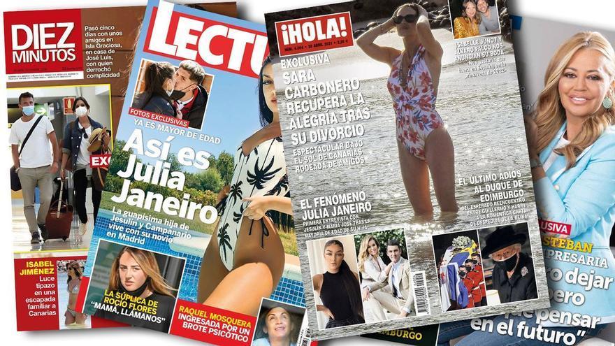 La reacción de Iker Casillas al ver a Sara Carbonero acompañada en una portada