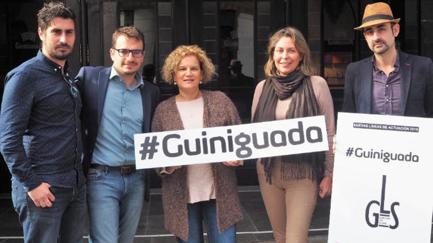 El Guiniguada abre su programación al humor, debate y la música moderna
