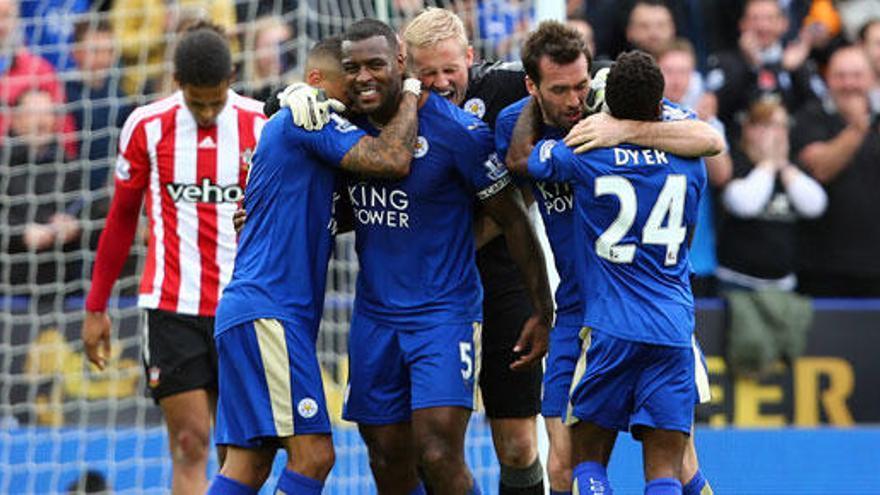 El Leicester, más cerca de su sueño de conquistar la Premier