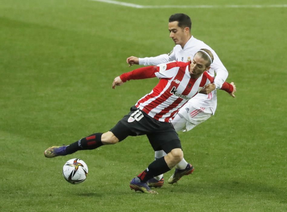 Supercopa de España: Real Madrid - Athletic Club