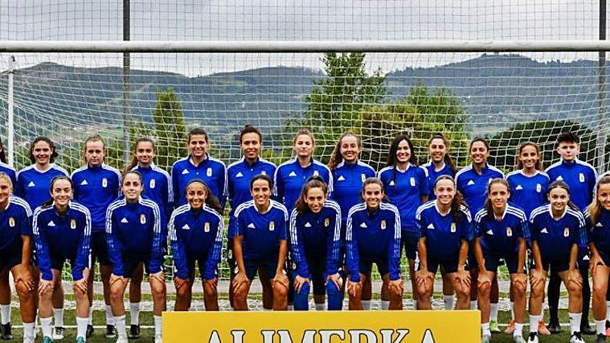 El Femenino inicia la pretemporada con 22 jugadoras