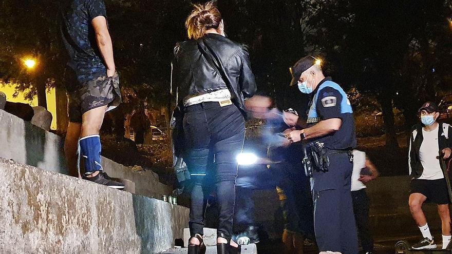 Santa Cruz incrementa en 20 policías el servicio de vigilancia del fin de semana