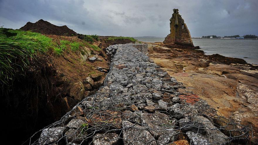 """La arqueóloga admite que será """"complicado"""" encontrar la capilla de San Sadurniño"""