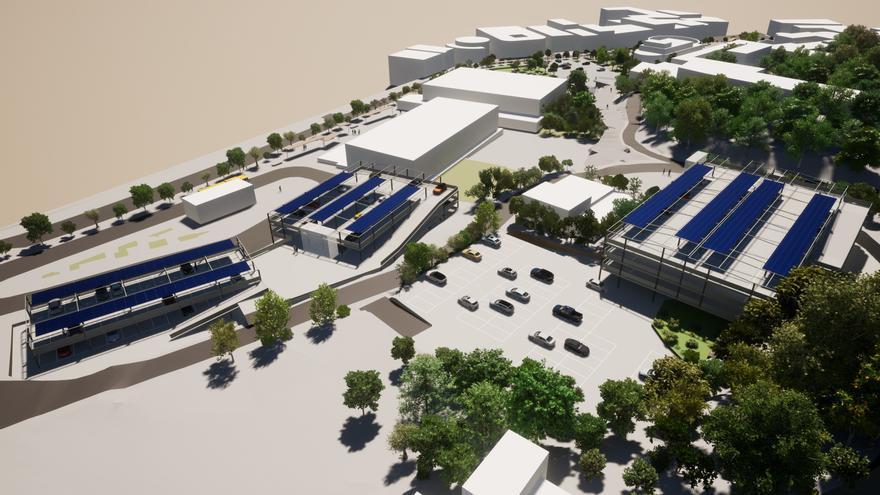 Sant Feliu de Guíxols farà els aparcaments de 515 places amb una inversió de 6,1 milions d'euros