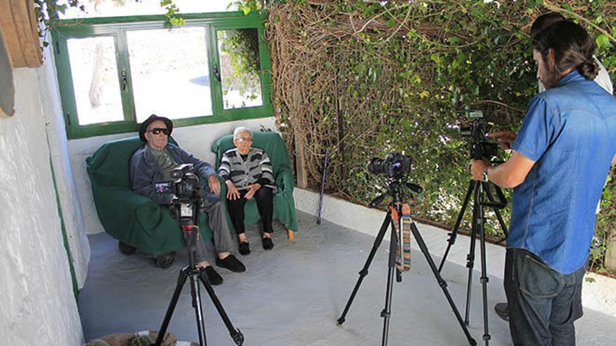 Estreno del documental sobre la obra de Víctor Fernández Gopar 'El Salinero'
