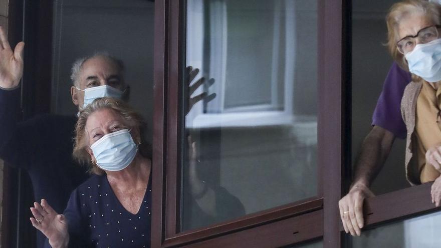 El Principado abre la puerta a flexibilizar las restricciones en residencias de mayores tras registrarse dos semanas sin brotes de coronavirus