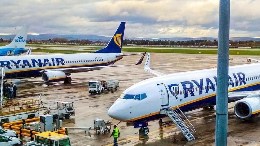 Trabajo deniega a Ryanair dos nuevos ERTE