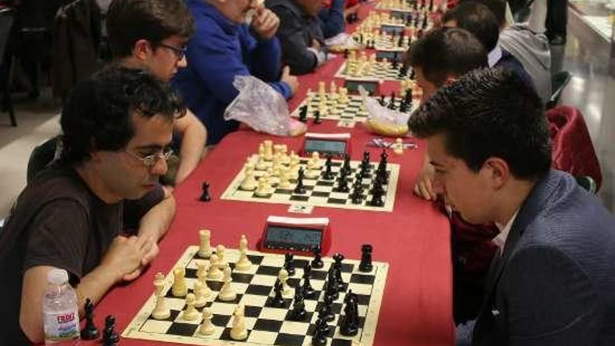 Andrés Rodríguez revalida el título en el Masterchess