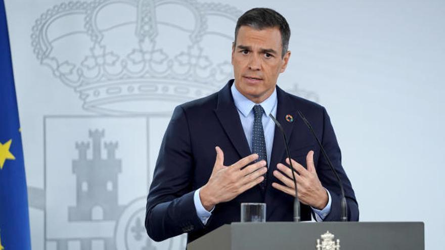 Pedro Sánchez ofrece a las autonomías un estado de alarma individualizado