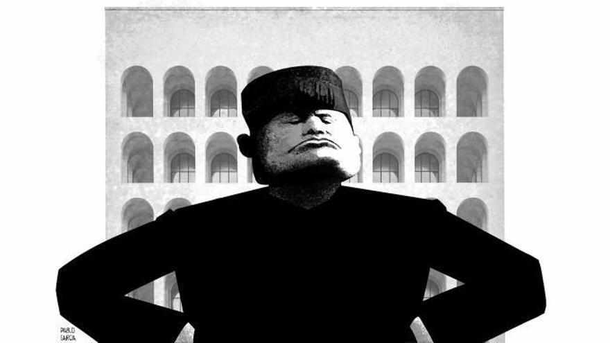 Antonio Scurati indaga en  los bajos fondos de la historia