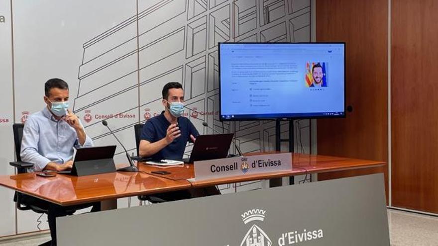 El Consell de Ibiza invierte 30.000 euros en mejorar su web institucional