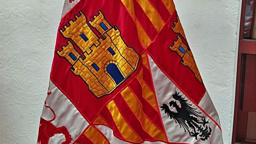 """Una bandera para evitar el """"fuego amigo"""""""