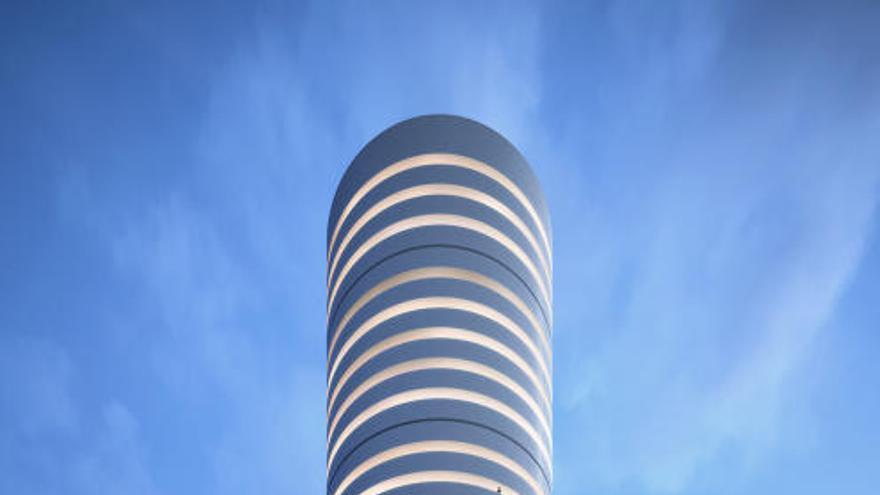 Estos son los proyectos que compiten por un rascacielos de 114 metros en València