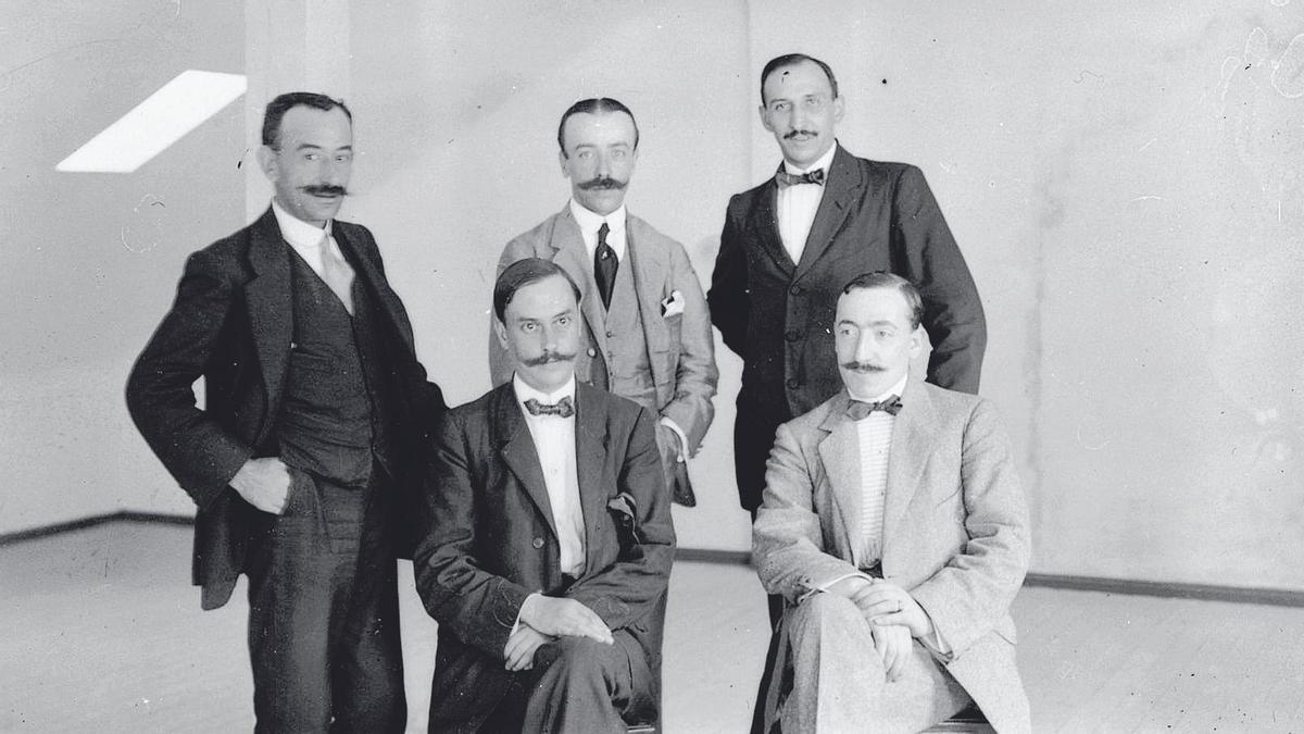 Lorenzo Pardo centró sus inicios en política hídrica en la cuenca  del Ebro. INFORMACION
