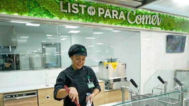 Mercadona se lanza a vender comida recién hecha para llevar
