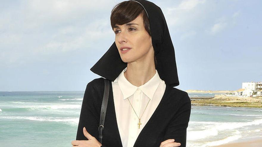 L'actriu Paz Vega encarnarà una amant del luxe a la nova sèrie de TVE «Fugitiva»
