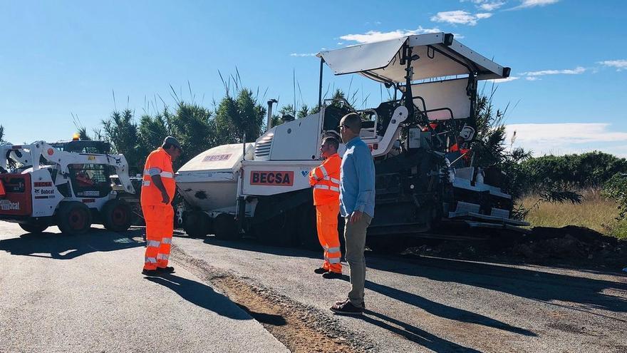 Almassora asfaltará las vías públicas por 300.000 euros