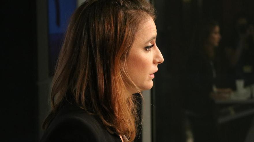 Andrea Levy comunica que té fibromiàlgia