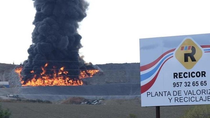 La Junta impone una sanción de 30.000 euros por el incendio de la planta de Recicor