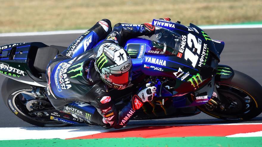 Viñales signa la pole al Gran Premi de San Marino