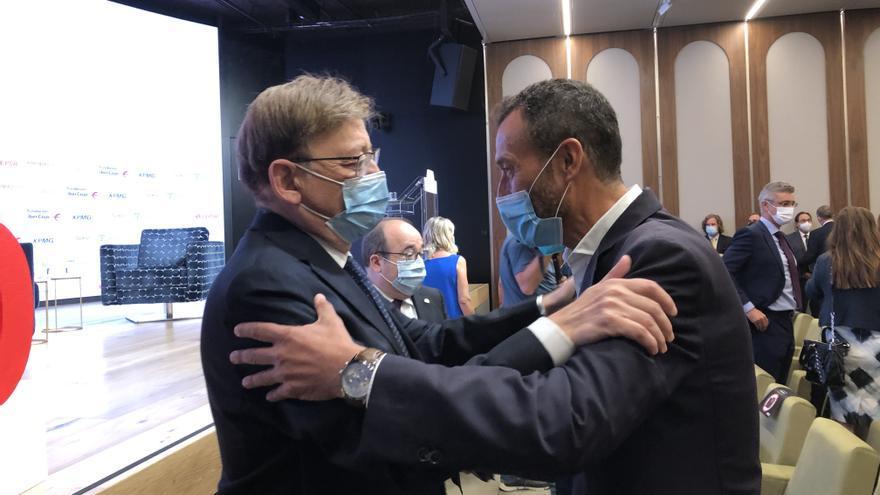 El alcalde de Elche y el nuevo ministro de Cultura se emplazan a una reunión para impulsar la vuelta de la Dama