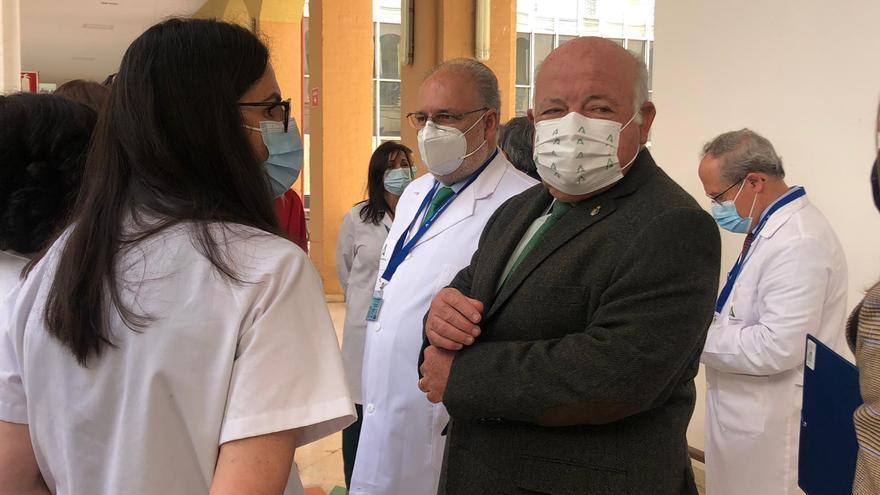 La Junta se reunirá el lunes con el TSJA para plantearle las medidas sanitarias que activará después del 9 de mayo