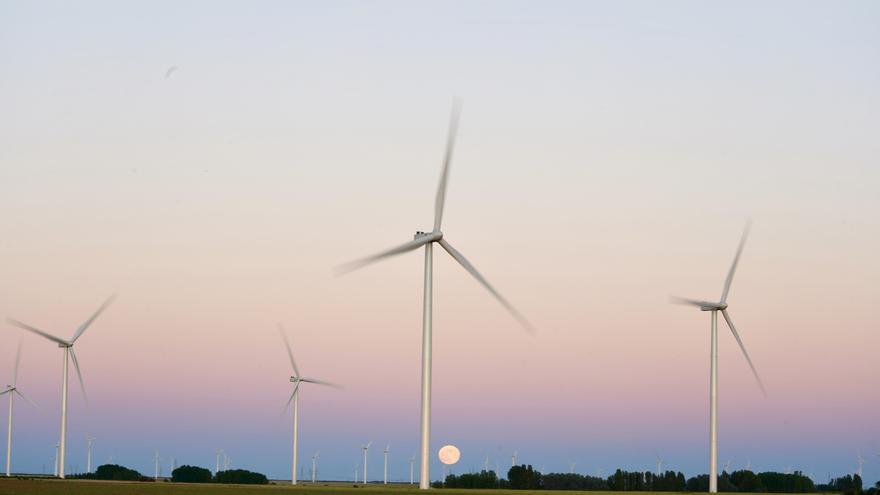 Naturgy produce más de 1.126 gigavatios de energía eólica en Castilla y León