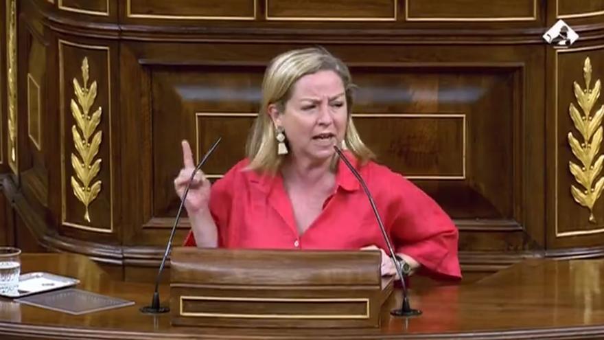 "Ana Oramas critica a González Laya: ""La peor ministra"""