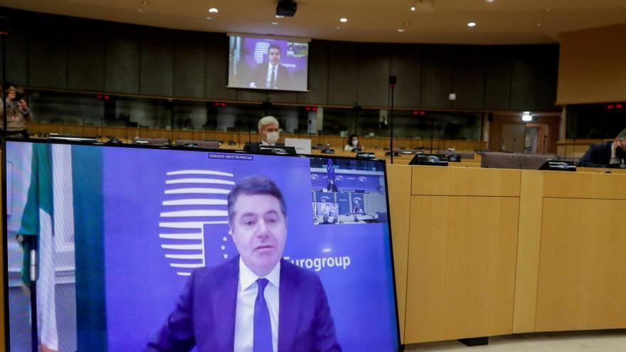 El Eurogrupo firma la reforma del fondo de rescates