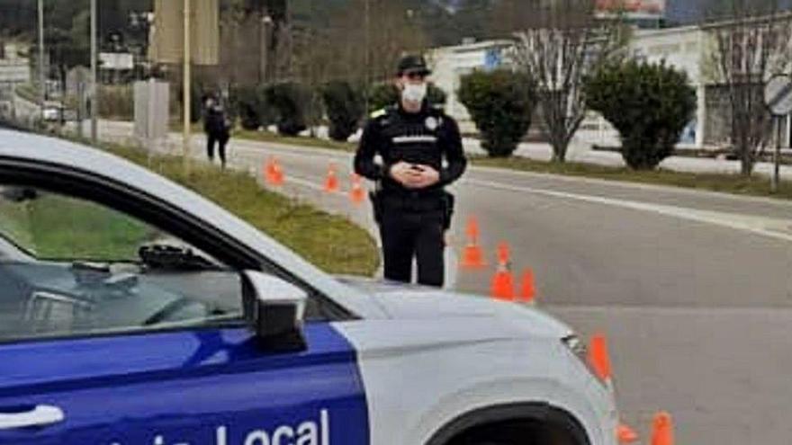 La Policia Local de Lloret de Mar denuncia 30 persones per celebrar una festa il·legal