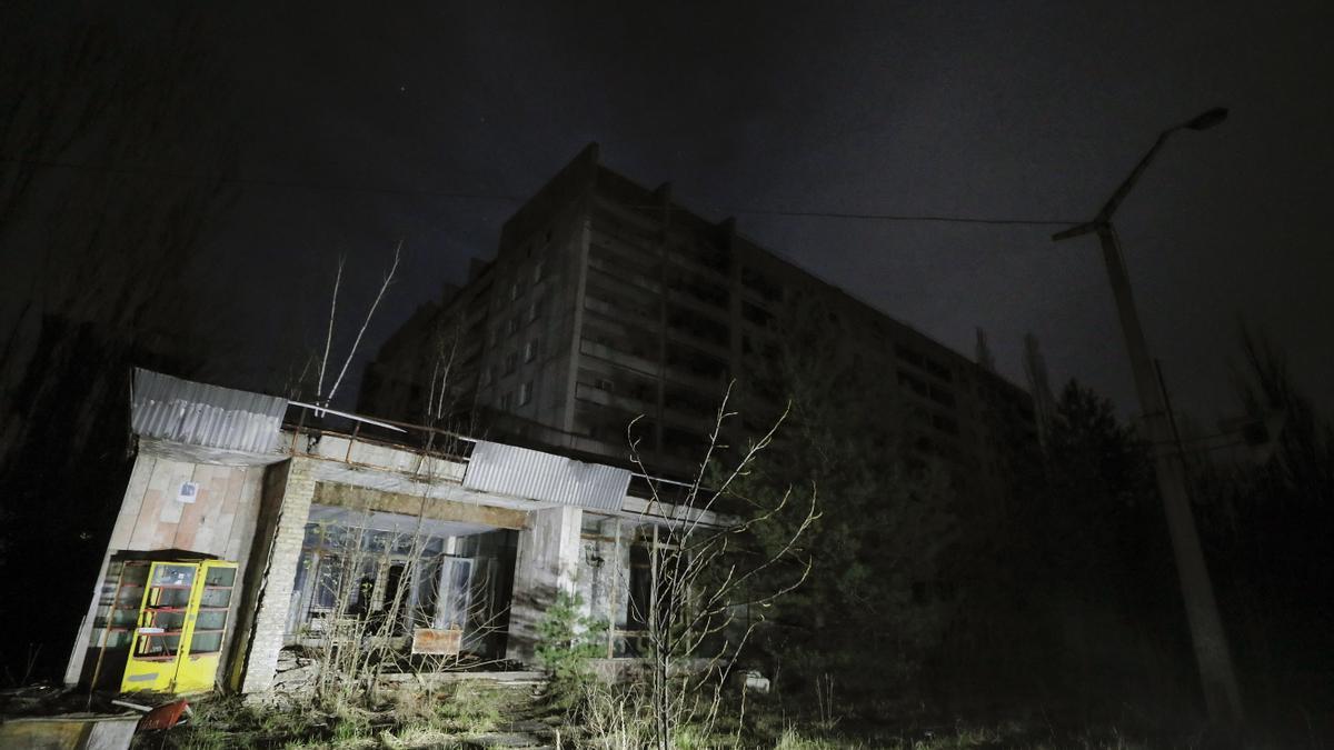 Chernóbil, 35 años después del accidente nuclear