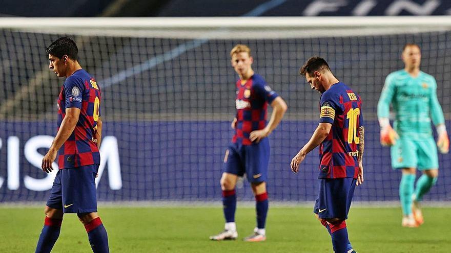 Bayern de Munich, Benfica i Dinamo de Kiev, els rivals del Barça a la Champions