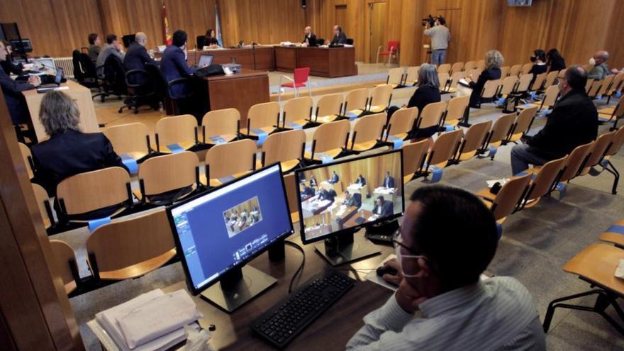 El Juzgado celebrará una vista para debatir la procedencia del inventario de bienes de Meirás