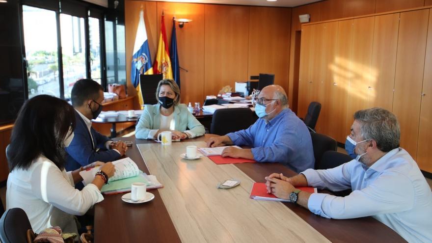 El Estado invertirá 18,6 millones en cinco proyectos de modernización de regadíos en Canarias