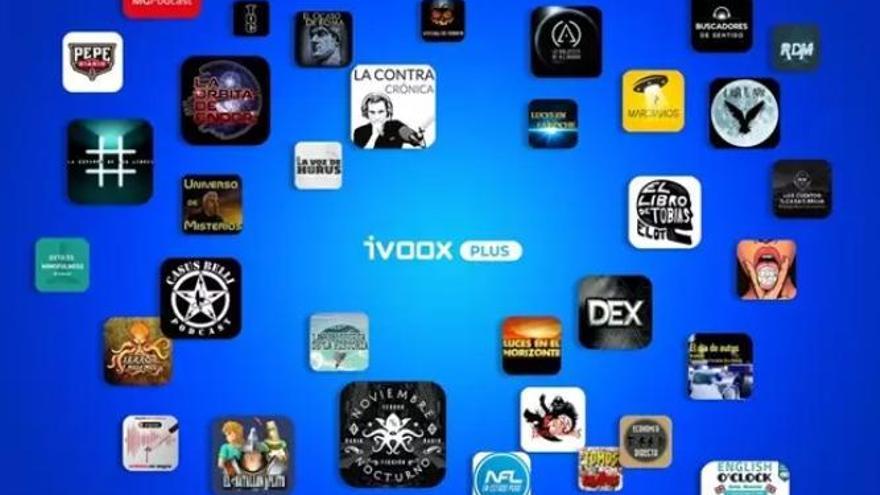 iVoox Plus, el nuevo servicio de podcast que ofrece 10.000 episodios exclusivos