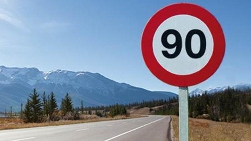 Circula a 232 Km/h en una vía limitada a 90 en Valladolid y lo publica en redes
