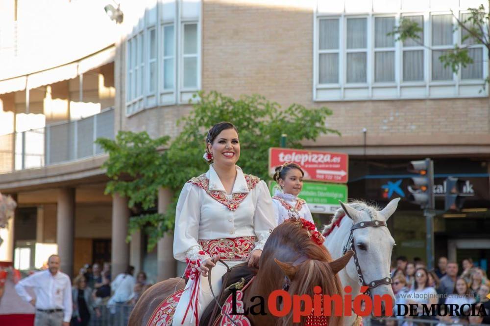 Desfile día 4 de mayo en Caravaca (Bando Caballos