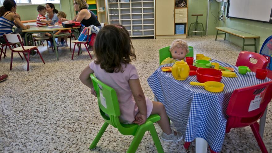 Educación abre 29 nuevas aulas para niños de 2 años en 22 localidades de la provincia