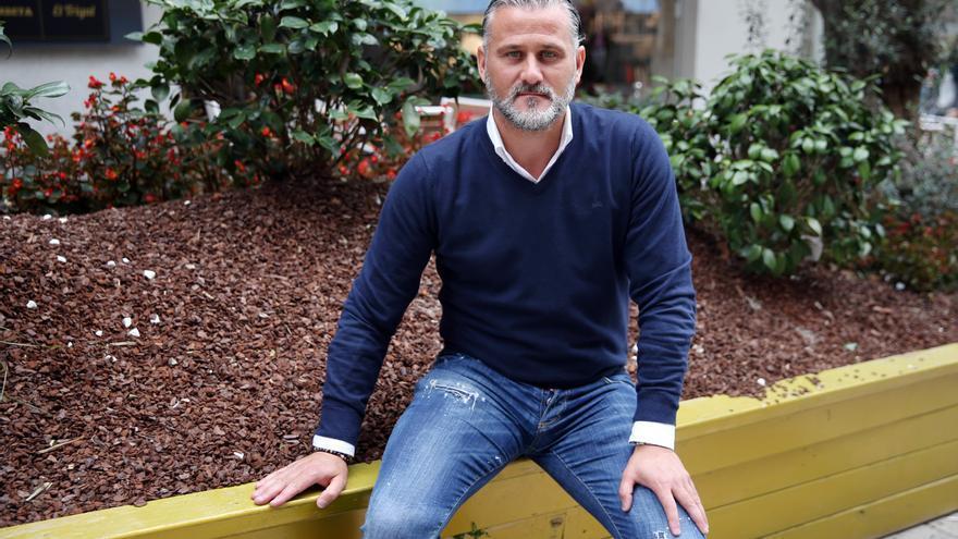 Toni Otero, principal candidato a director deportivo del Pontevedra