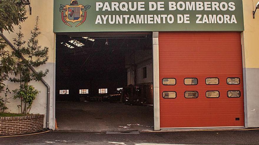 Los bomberos de Zamora se harán cargo de 42 localidades del alfoz