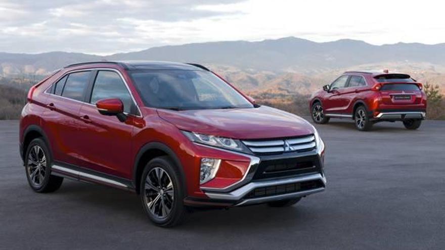 Mitsubishi Eclipse Cross: Dinamisme tot terreny