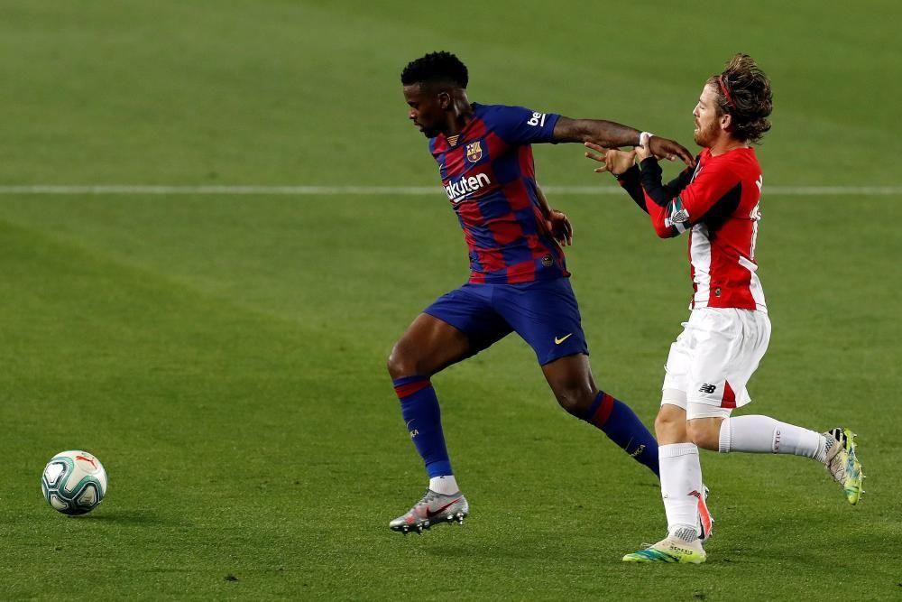 LaLiga Santander: FC Barcelona - Athletic.